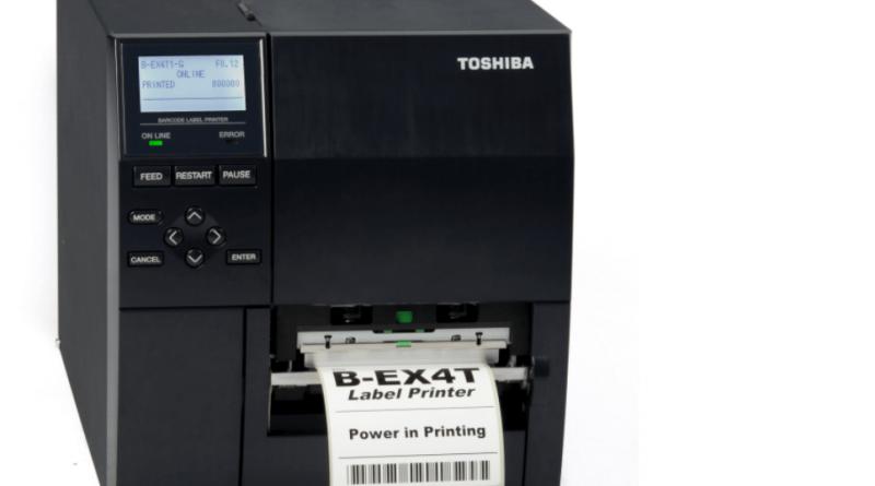 Orta Ve Büyük İşletmelere En İyi Fiyat Garantisi Sunan Bir Barkod Yazıcı: Toshiba Ex4T1